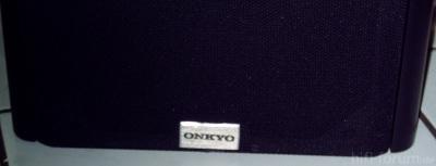 Onkyo Schild