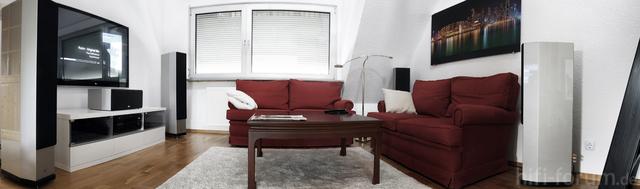 Wohnzimmer Test Klein