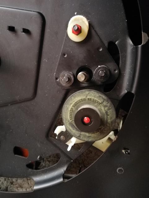 Elac PC 870 Reibrad