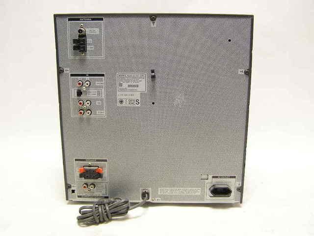 Sony Lbt D307