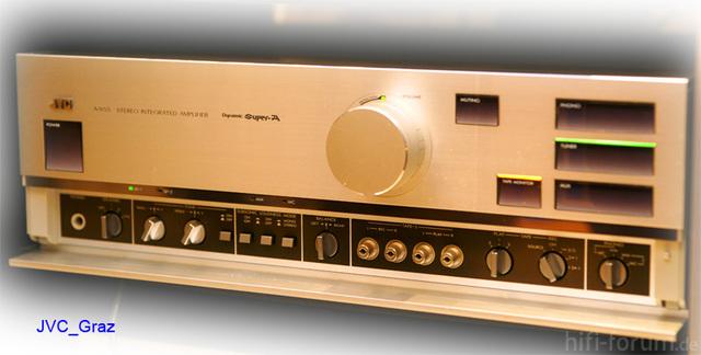 JVC A-X55