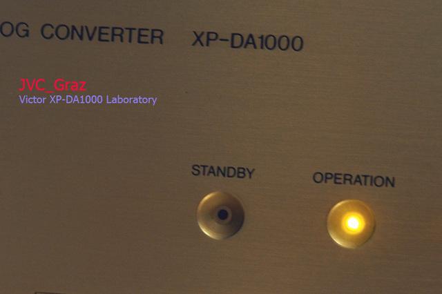 Victor XP-DA1000