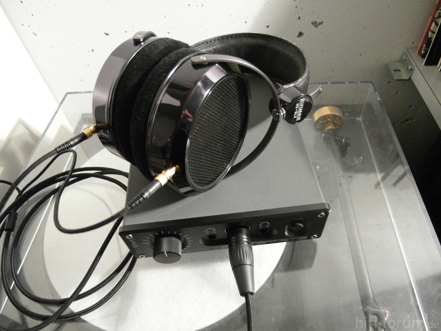 Hifiman HE-5LE + Violectric HPA V181