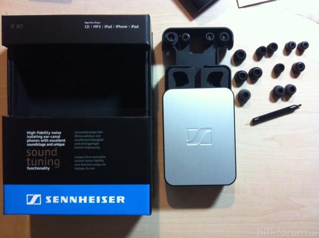 IE80 Verpackung