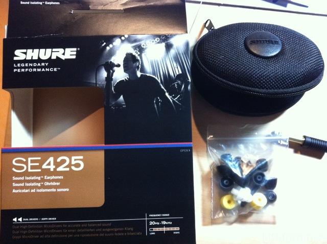 SE425 Verpackung