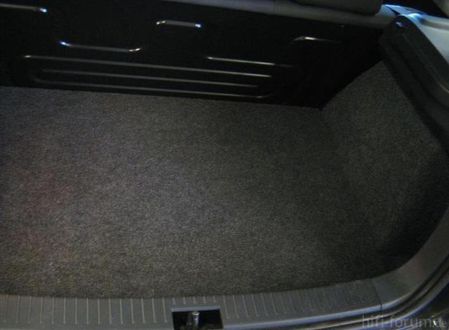 Kofferraum Ibiza Mit Abdeckplatte