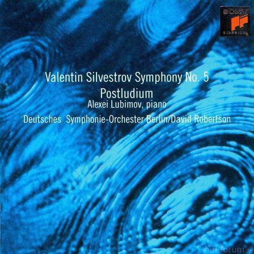 Silvestrov 5 Symphonie