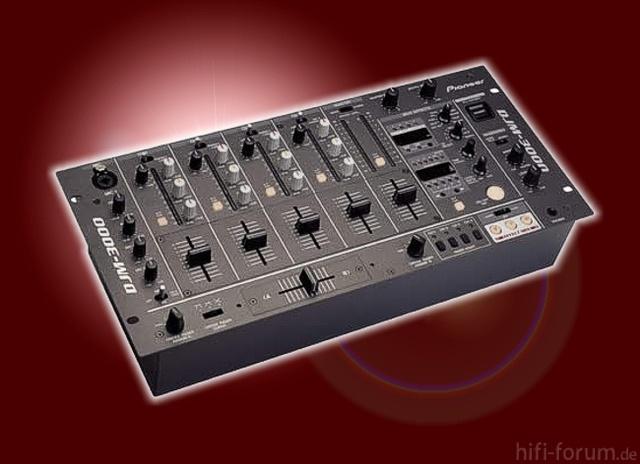 DJM 3000