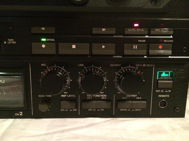Tascam 3030 Japan model!