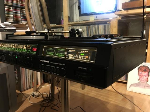 Telefunken Studio Center 5030 hifi