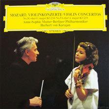 Mozart Violinkonzerte