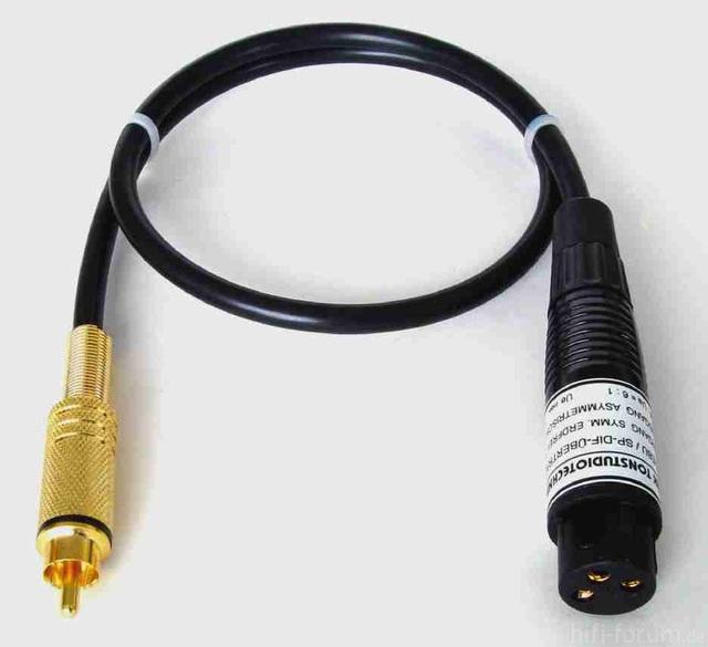 SPDIF Kabel