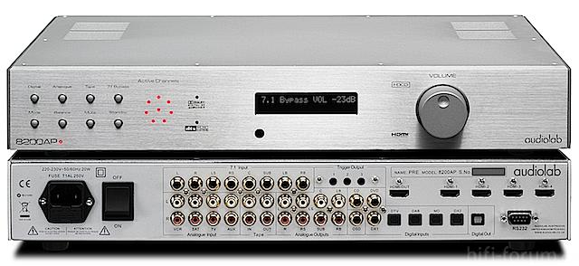 Audiolab 8200AP