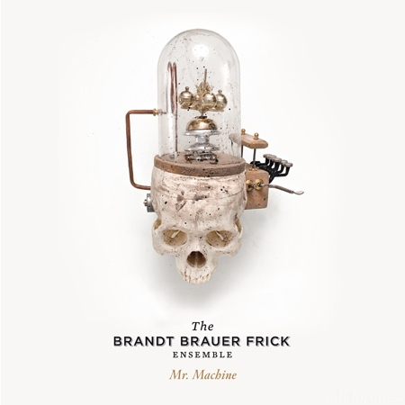 Brandt Brauer Frick Ensemble Mr Machine