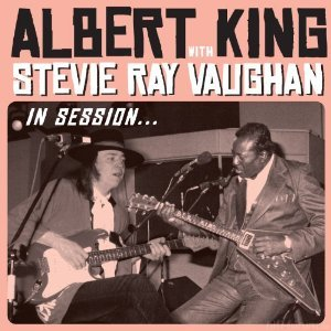 SVR AlbertKing In Session Cover
