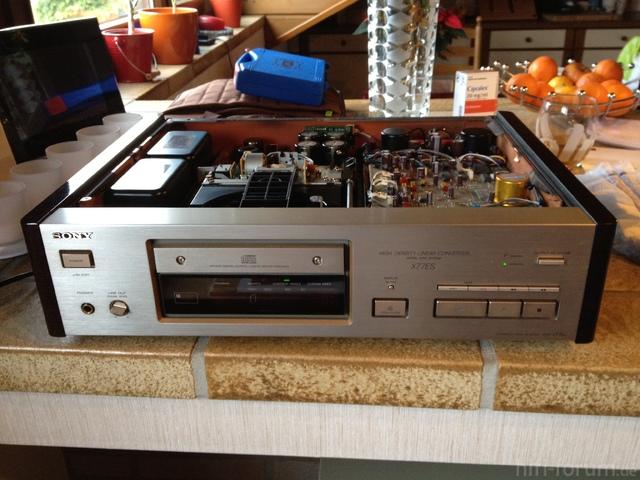 Mein Neuer Sony CDP-X77ES