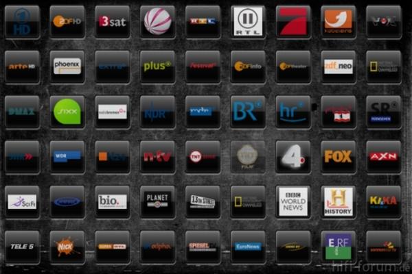 Ipad Fernsehsender
