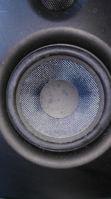 Dreckige Lautsprecher