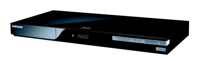 Samsung Blu Ray Player Bd C5500 02