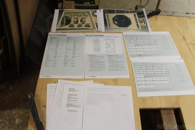 Baupläne Und Zuschnittspläne Für Triple Play Und Forte 15
