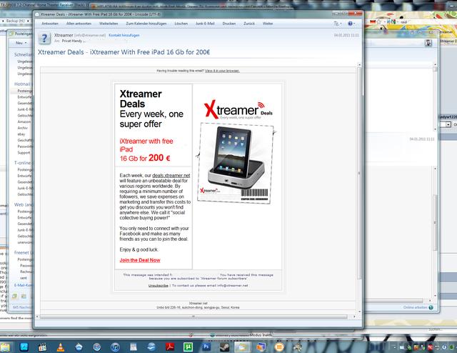 Echte Xtreamer Werbung Oder Fake?