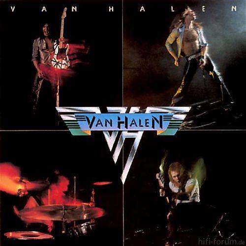 Vanhalen Vanhalen Cover