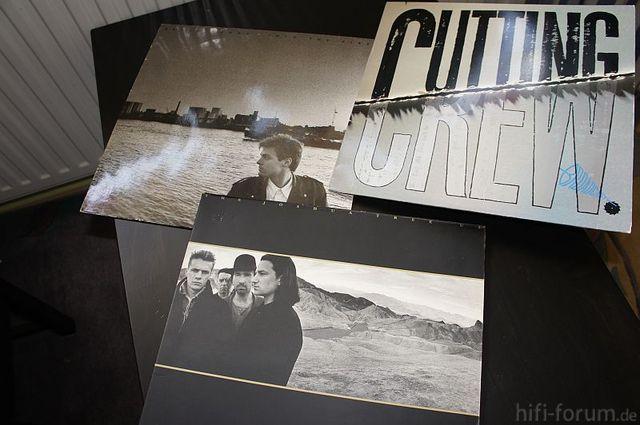 Vinyl Flohmarkt WHV