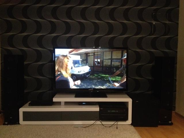 Center speaker wo platziert man ihn allgemeines - Tv an wand anbringen ...