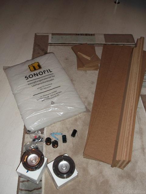 Material Für Die Needle