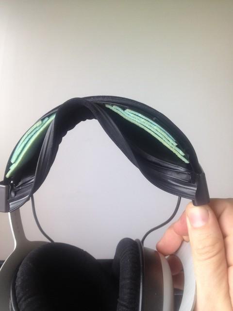 Anpassung T90 Kopfpolster