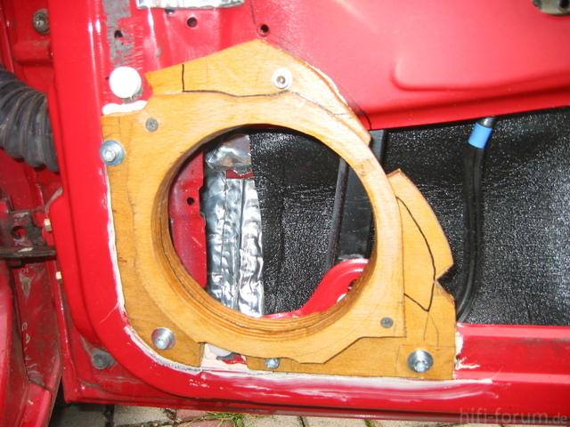 Lautsprecheradapter Golf 3