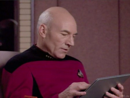 Picard Tablet