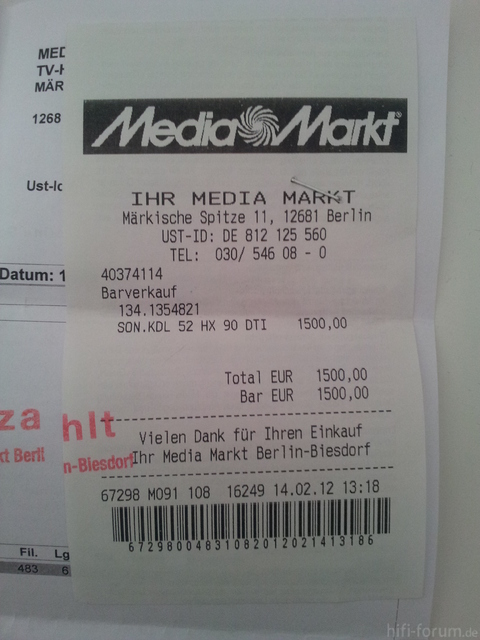 MM Sony 905