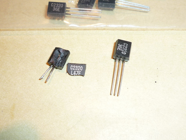 Transistor C2320