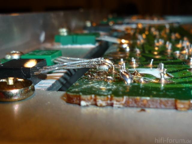 Transistor Stromversorgung 2