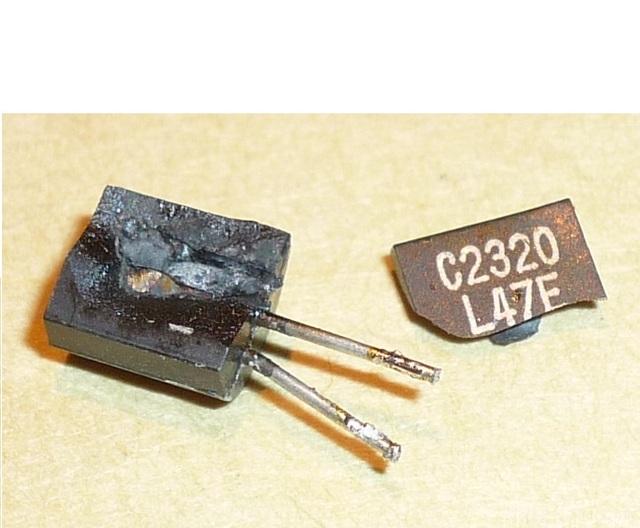 Transistordefekt Q913