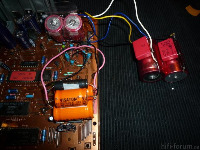 Tuning CD 9000 Bild 3