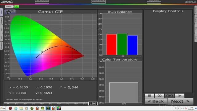 01 04 Kalibrierung3DVDnach RGB Einstellung