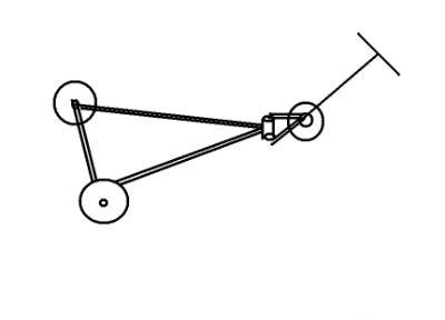 Dreiradrahmen