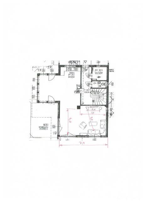 Plan Des Zimmers