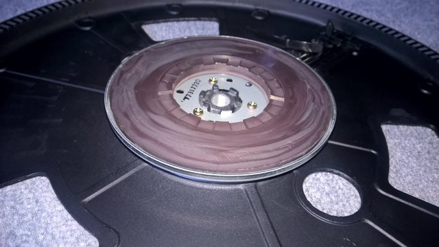Plattenteller Technics SL-QX300