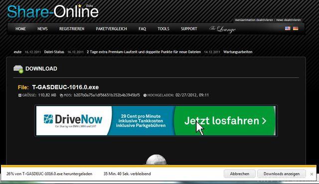 Firmware 10.16 Für D6500