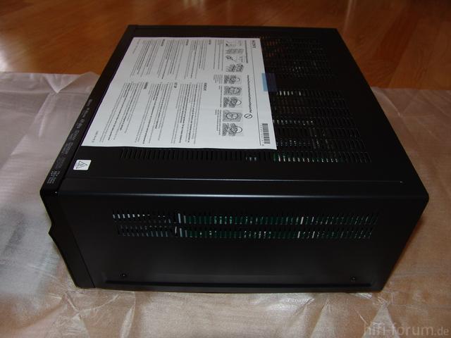 SONY STR-DA5700ES - Ausgepackt 03