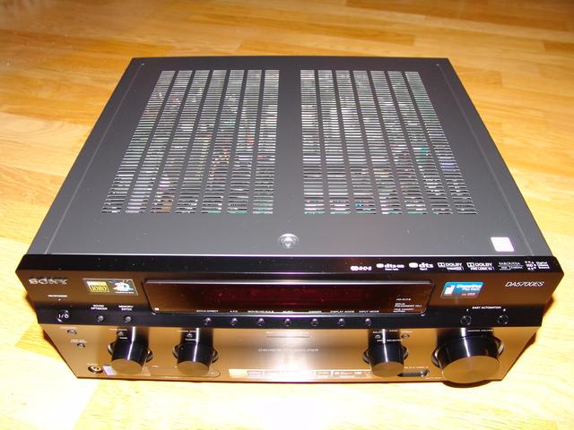 SONY STR-DA5700ES - Betriebsbereitschaft 01