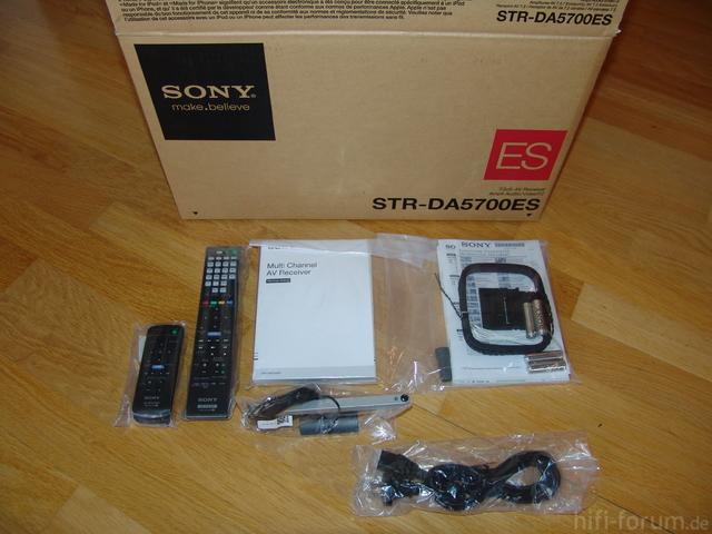 SONY STR-DA5700ES - Inhalt 01