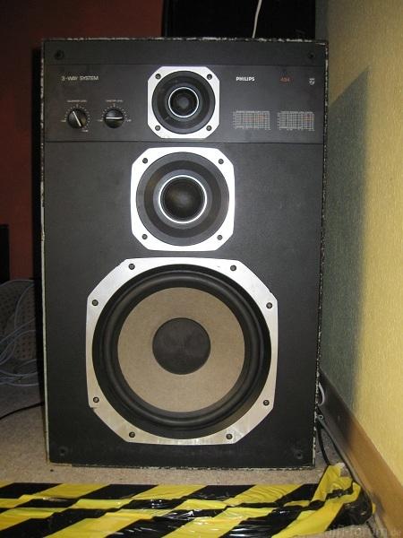 Philips Lautschprecher 494