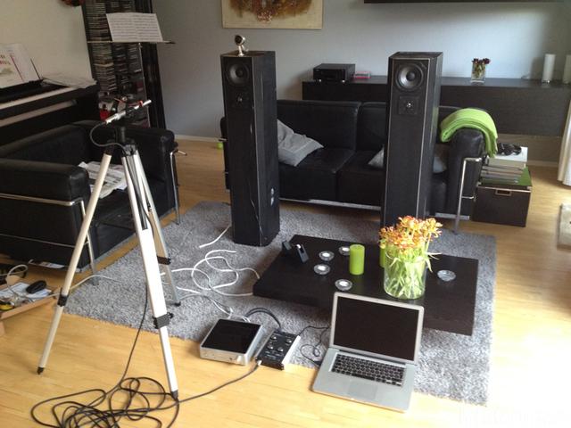 Einmess-Setup