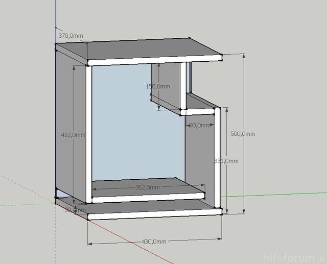 ct 245 als erstes diy projekt subwoofer hifi forum. Black Bedroom Furniture Sets. Home Design Ideas