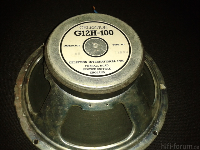 Celestion G12H-100