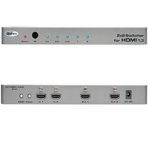 Gefen 2x2 Hdmi Switcher Lg
